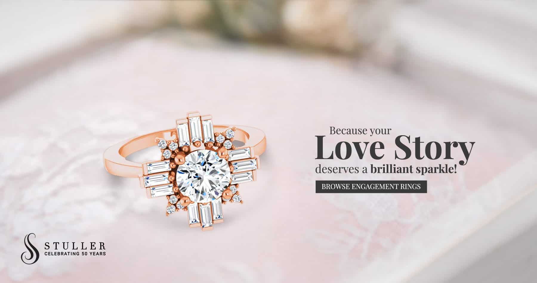 Shop Stuller Engagement Rings At Tulsa Diamond House